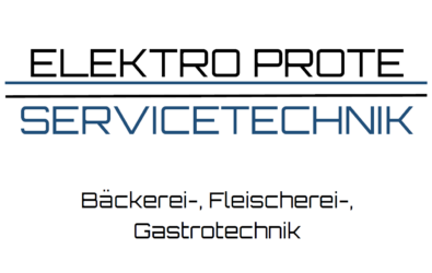 Elektro-Prote Servicetechnik e.K., Ihr spezialist für Bäckerei-, Gastro-, und fleischereitechnik